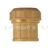 Brass pipe fitting Female